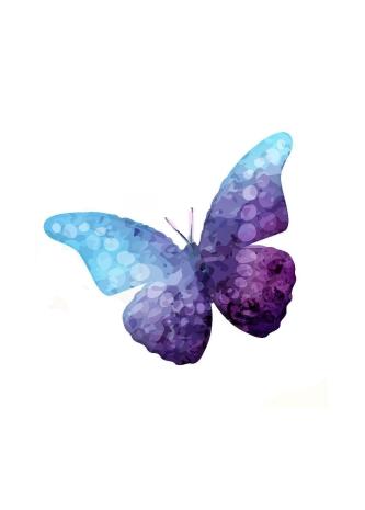 sommerfugl 4 vector